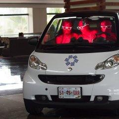 Отель Oasis Cancun Lite городской автобус