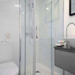 Отель Aspasios Atocha Apartments Испания, Мадрид - отзывы, цены и фото номеров - забронировать отель Aspasios Atocha Apartments онлайн ванная