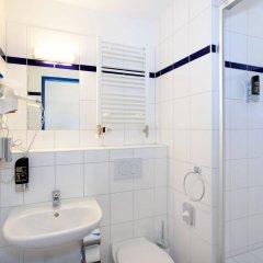 Отель a&o München Laim ванная