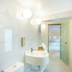 Отель Rhodos Horizon City Родос ванная