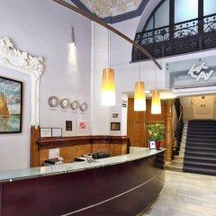 Отель Cuatro Naciones Испания, Барселона - отзывы, цены и фото номеров - забронировать отель Cuatro Naciones онлайн интерьер отеля