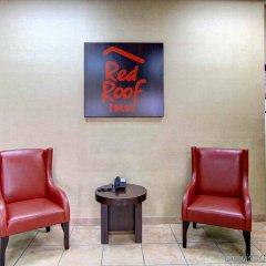 Отель Red Roof Inn Atlanta Six Flags интерьер отеля