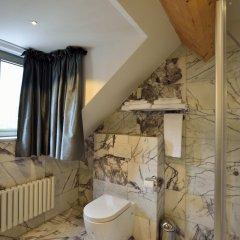 Отель Retro Бельгия, Брюссель - 3 отзыва об отеле, цены и фото номеров - забронировать отель Retro онлайн ванная фото 2