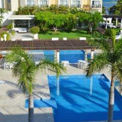 Отель Luxury Condos at Magia Мексика, Плая-дель-Кармен - отзывы, цены и фото номеров - забронировать отель Luxury Condos at Magia онлайн бассейн фото 2