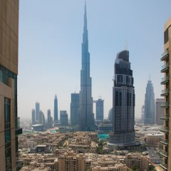Отель HiGuests Vacation Homes - Burj Views Дубай фото 3