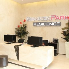 Отель Bishkekpark Residence Кыргызстан, Бишкек - отзывы, цены и фото номеров - забронировать отель Bishkekpark Residence онлайн интерьер отеля фото 2