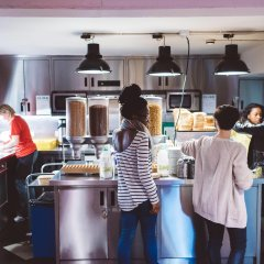 Отель Clink 261 Hostel Великобритания, Лондон - 1 отзыв об отеле, цены и фото номеров - забронировать отель Clink 261 Hostel онлайн помещение для мероприятий
