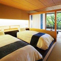 Отель Hoshino Resorts KAI Kinugawa Никко комната для гостей