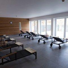 Отель Wald - & Sporthotel Festenburg фитнесс-зал
