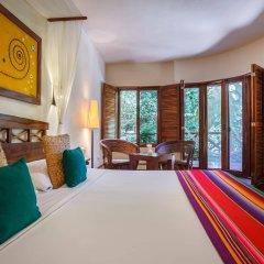 Отель Villas HM Paraíso del Mar Мексика, Остров Ольбокс - отзывы, цены и фото номеров - забронировать отель Villas HM Paraíso del Mar онлайн комната для гостей фото 4