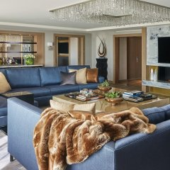 Отель Viceroy L'Ermitage Beverly Hills комната для гостей фото 4
