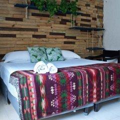 Отель Macarena Hostel Мексика, Канкун - отзывы, цены и фото номеров - забронировать отель Macarena Hostel онлайн комната для гостей фото 2