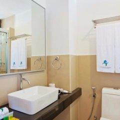 Отель Crystal Sands ванная фото 2