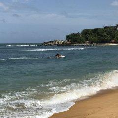 Отель Thambapanni Retreat Унаватуна пляж