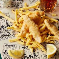 Отель The RE London Shoreditch питание фото 2
