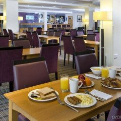 Отель Holiday Inn Express London Hammersmith питание фото 2
