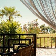 Отель Sentido Flora Garden - All Inclusive - Только для взрослых Сиде балкон