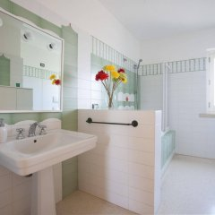 Отель Il Casale di Ferdy Италия, Кутрофьяно - отзывы, цены и фото номеров - забронировать отель Il Casale di Ferdy онлайн ванная фото 2