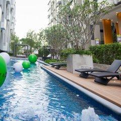 Отель Establiss By Weena Бангкок с домашними животными