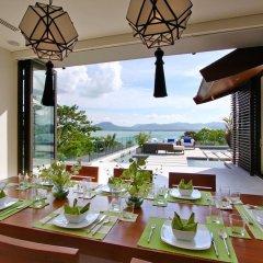 Отель Villa Padma балкон