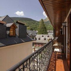 Отель Fonfreda Испания, Вьельа Э Михаран - отзывы, цены и фото номеров - забронировать отель Fonfreda онлайн балкон