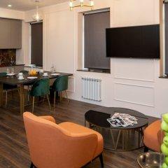 Гостиница De Paris Apartments Украина, Киев - отзывы, цены и фото номеров - забронировать гостиницу De Paris Apartments онлайн комната для гостей