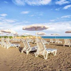 Sahil Marti Hotel Турция, Мерсин - отзывы, цены и фото номеров - забронировать отель Sahil Marti Hotel онлайн пляж