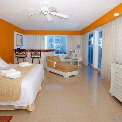 Отель Occidental Costa Cancún All Inclusive Мексика, Канкун - 12 отзывов об отеле, цены и фото номеров - забронировать отель Occidental Costa Cancún All Inclusive онлайн комната для гостей фото 3