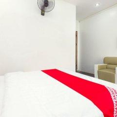 Отель OYO 889 Ha Vy Motel Ханой комната для гостей фото 4