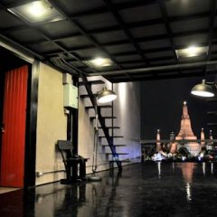 Отель Inn a day фитнесс-зал фото 3