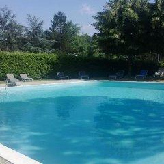 Park Hotel Galileo Реггелло бассейн