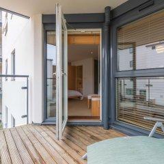 Апартаменты Duplex Retreat - Luxury 2floor apartment Брайтон балкон