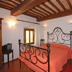 Отель A La Casa Dei Potenti Италия, Сан-Джиминьяно - отзывы, цены и фото номеров - забронировать отель A La Casa Dei Potenti онлайн комната для гостей фото 2
