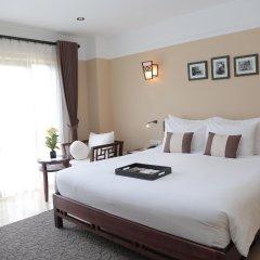 Отель La Siesta Hoi An Resort & Spa комната для гостей фото 2