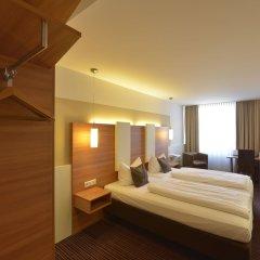 Отель Cristal München Германия, Мюнхен - 9 отзывов об отеле, цены и фото номеров - забронировать отель Cristal München онлайн комната для гостей фото 4