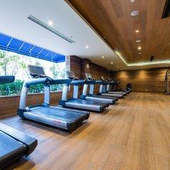Hotel Equatorial Shanghai фитнесс-зал