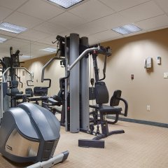 Отель Best Western Inn & Conference Center фитнесс-зал