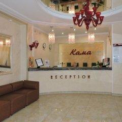 Гостиница Кама в Нефтекамске отзывы, цены и фото номеров - забронировать гостиницу Кама онлайн Нефтекамск интерьер отеля