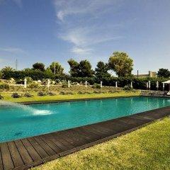 Отель Falconara Charming House & Resort Бутера бассейн