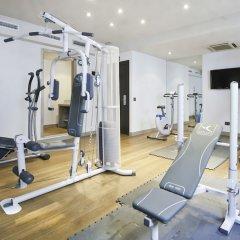 Отель Zenit Abeba Madrid фитнесс-зал фото 4