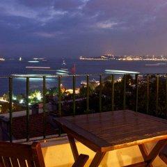 Апартаменты Tarus Bosphorus Apartments Besiktas балкон