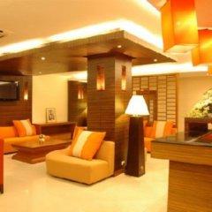 Отель Le Murraya Boutique Serviced Residence & Resort Таиланд, Самуи - 1 отзыв об отеле, цены и фото номеров - забронировать отель Le Murraya Boutique Serviced Residence & Resort онлайн интерьер отеля фото 2