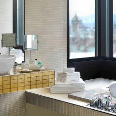 Zurich Marriott Hotel ванная