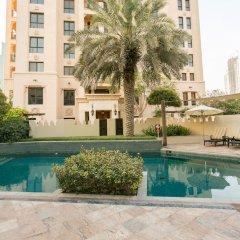 Отель One Perfect Stay - 2BR at Zanzabeel 3 бассейн фото 3