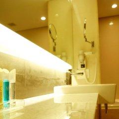 Отель Novotel Ambassador Daegu Южная Корея, Тэгу - отзывы, цены и фото номеров - забронировать отель Novotel Ambassador Daegu онлайн ванная