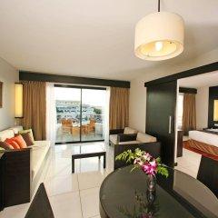 Отель Tahiti Nui Французская Полинезия, Папеэте - отзывы, цены и фото номеров - забронировать отель Tahiti Nui онлайн комната для гостей фото 3