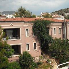 3T Hotel Турция, Калкан - отзывы, цены и фото номеров - забронировать отель 3T Hotel онлайн вид на фасад