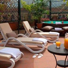 Отель c-hotels Fiume бассейн