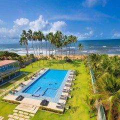 Отель Club Waskaduwa Beach Resort & Spa пляж фото 2