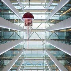 Отель Myriad by SANA Hotels фитнесс-зал фото 4